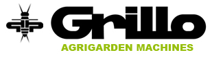 Grillo Agrigarden Machines Logo